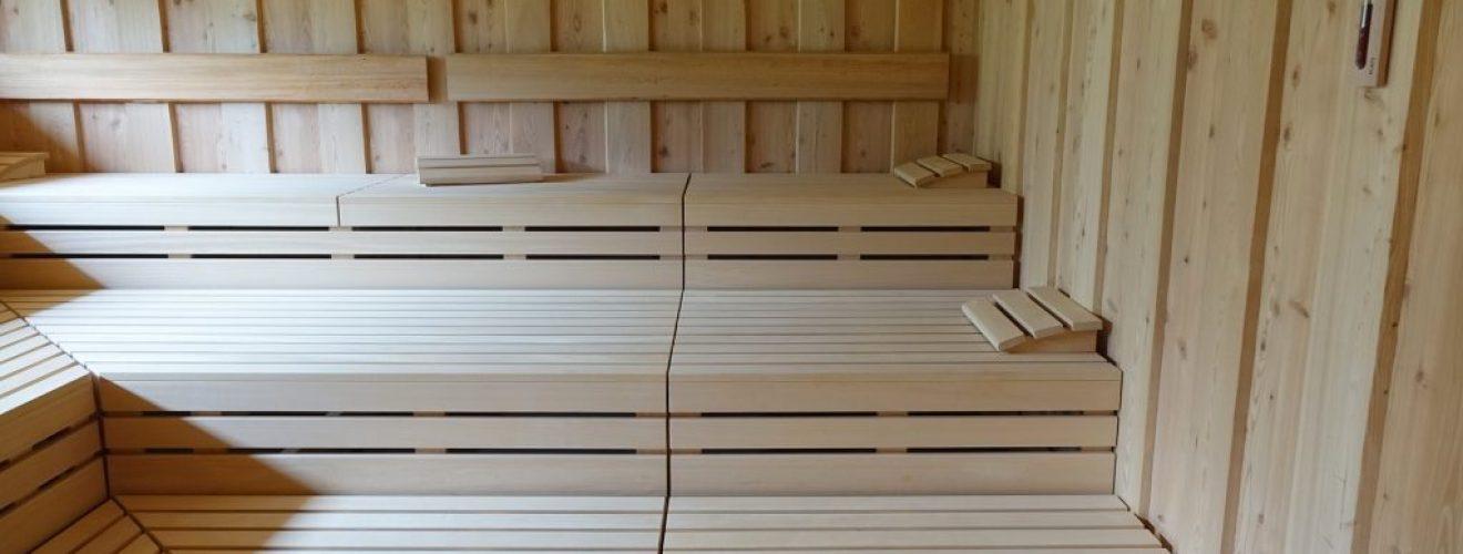 Sauna - Die Schreinerwerkstatt