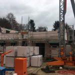 Noriplana Rohbau Johann Sand Bau 56 150x150 - Das Obergeschoss wird gemauert