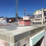 Noriplana Rohbau Johann Sand Bau 96 150x150 - Decke OG