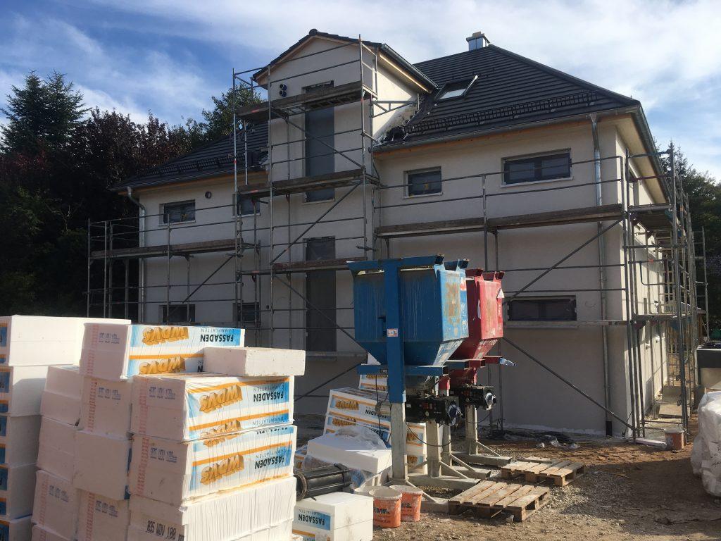 Noriplana Daemmung Erdal 13 - Mehrpreis für dickere Betondecke